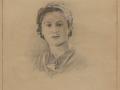 Ritratto a mano di Velda Sternieri