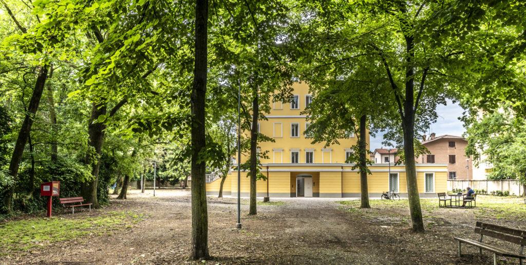 La nuova sede: la Casa delle Donne di Modena
